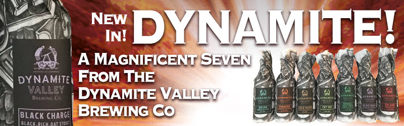 Dynamite Valley Brewing Company - And The Magnificent Seven!