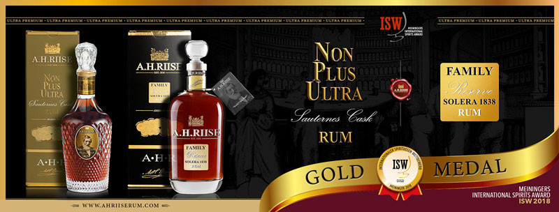 Rum | A.H.Riise