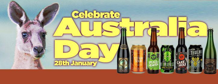 Australia Day 28th January 2019 - New Arrivals!