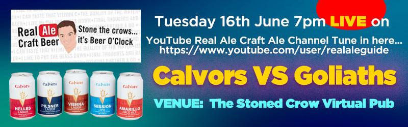 Calvors VS Goliaths