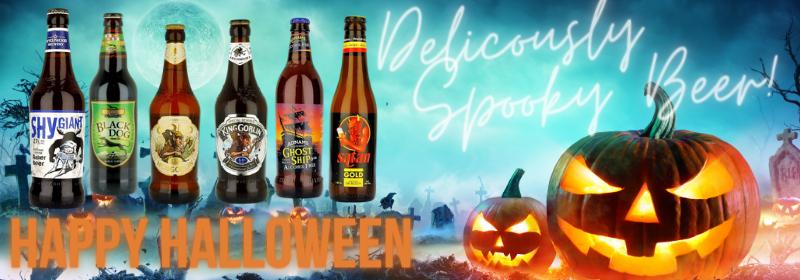 10 Spooky Beers You Should Buy On Halloween