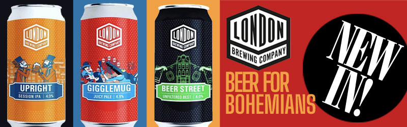 London Brewing Company Live on YouTube