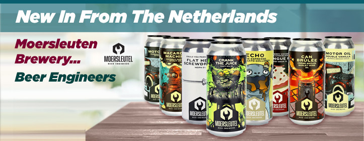 Moersleutel Brewery Live on YouTube