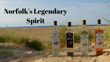 Top Ten Gin Black Shuck