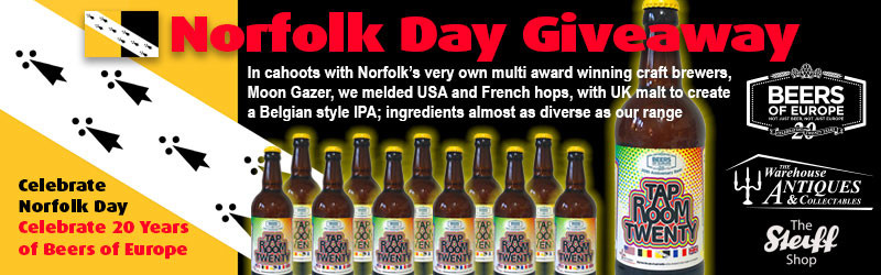 Norfolk Day Giveaway
