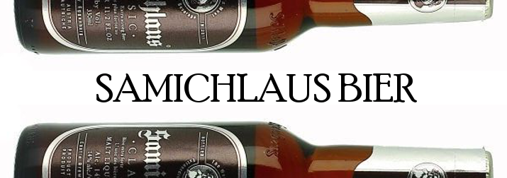 Samichlaus Bier – Among The Strongest Beers In The World
