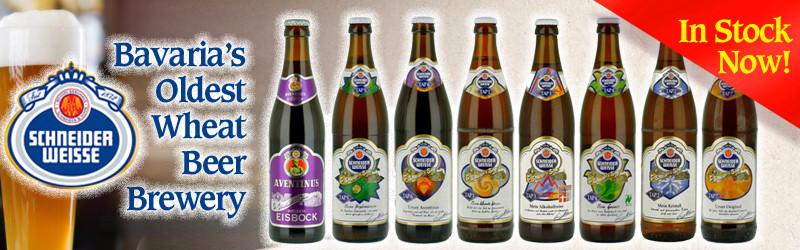 Introducing Schneider Weisse The Bavarian Wheat Beer Pioneers