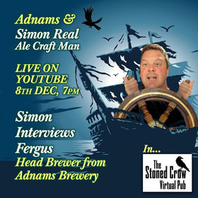 Adnams Brewery Live On YouTube