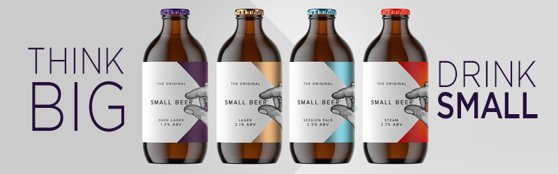 Small Beer Brew Company Live on YouTube