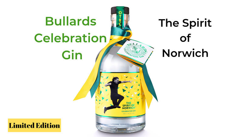 Bullards Celebration Gin
