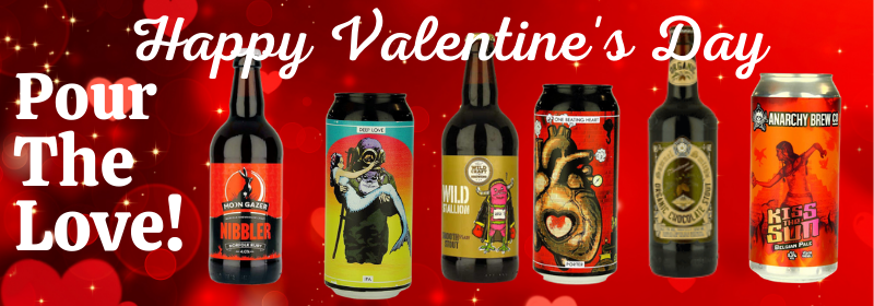 Top Beer PIcks For Valentines Day
