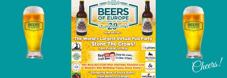 The Stoned Crow Virtual Pub