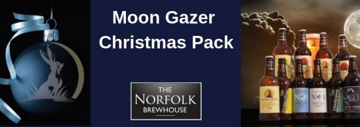 Christmas, Cheers! The Norfolk Brewhouse, Galton Blackiston (Michelin Star Chef) and Beers of Europe