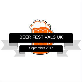 Beer Festival UK September 2017