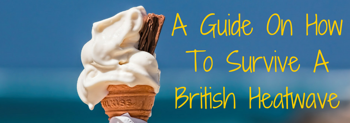 A Guide On How To Survive A British Heatwave
