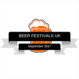 Beer Festival UK September 2017
