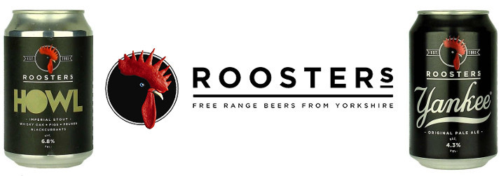 Roosters Brewing Co | Q&A