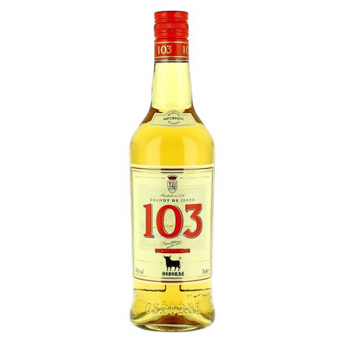 103 White Label Solera 700ml