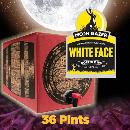 Moon Gazer White Face 36 Pint Polypin
