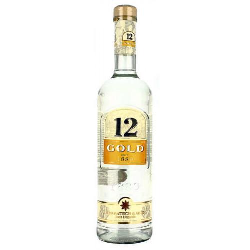12 Gold Anis Liqueur