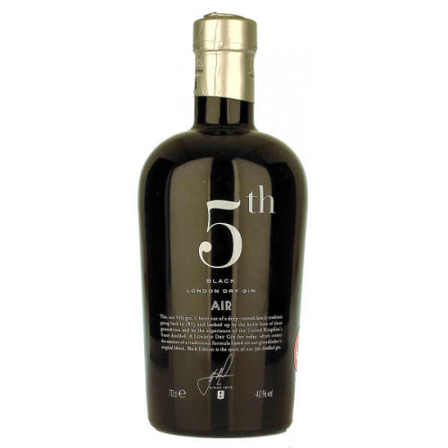 5th Gin Black Air