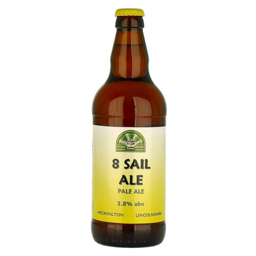 8 Sail 8 Sail Ale (B/B Date End 09/19)
