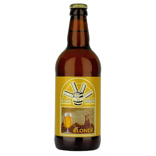 8 Sail Blonde Ale