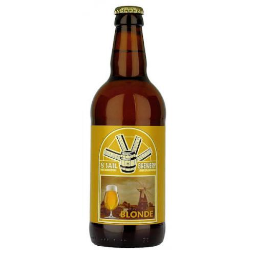 8 Sail Blonde Ale
