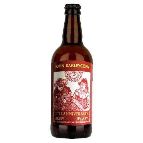 8 Sail John Barleycorn 11th Anniversary Brew