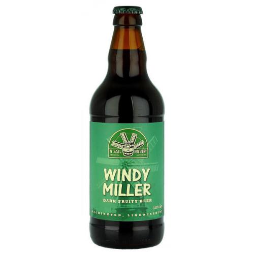 8 Sail Windy Miller