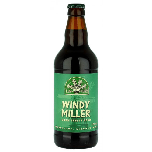 8 Sail Windy Miller