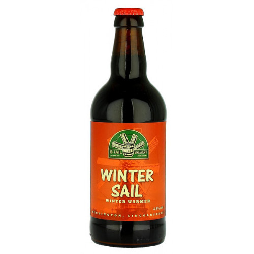 8 Sail Winter Sail