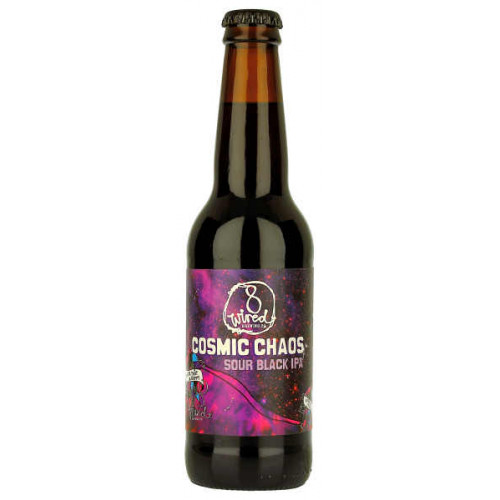 8 Wired Cosmic Chaos 330ml