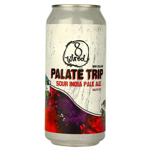 8 Wired Palate Trip 440ml Can