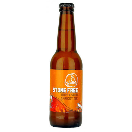 8 Wired Stone Free 330ml