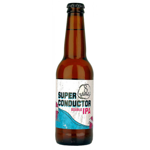 8 Wired Superconductor 330ml (B/B Date 21/08/19)
