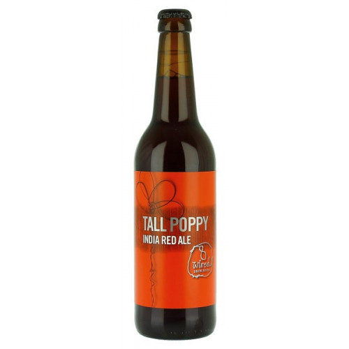 8 Wired Tall Poppy India Red Ale