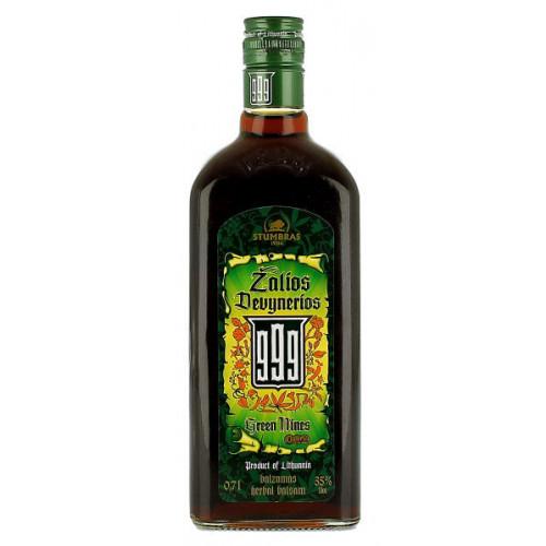999 Green Bitter