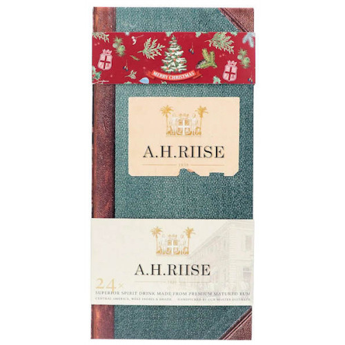 A H Riise Advent Calander