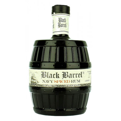 A H Riise Black Barrel Navy Spiced Rum