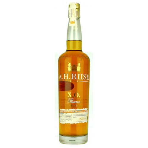 A H Riise XO Reserve Single Barrel Rum
