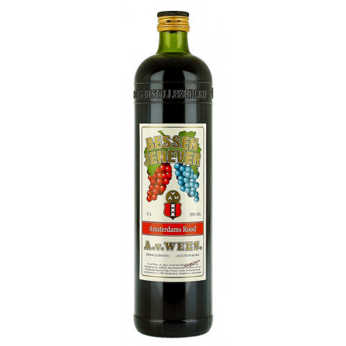 Van Wees Bay Gin (Bessen Jenever)