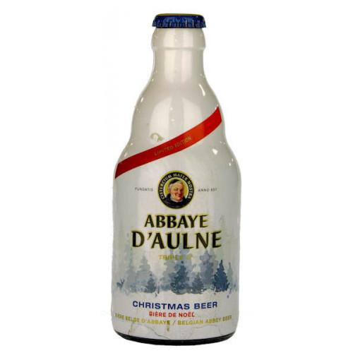 Abbaye D'Aulne Christmas Beer