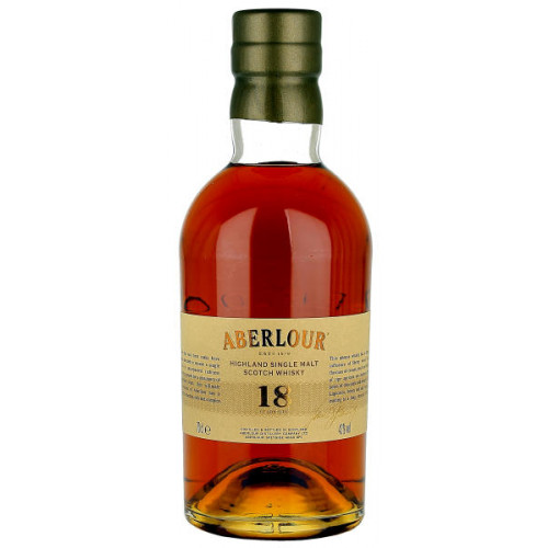 Aberlour 18 year old Single Highland Malt