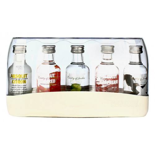 Absolut Five Vodka Gift Pack