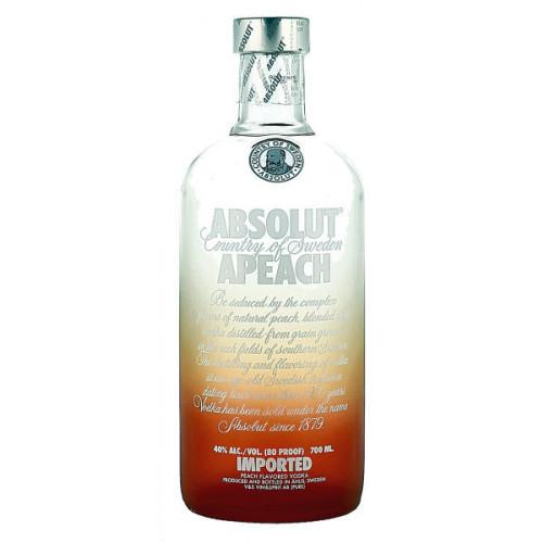 Absolut APeach Vodka