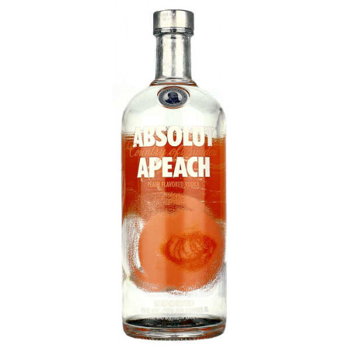 Absolut APeach Vodka 1 Litre