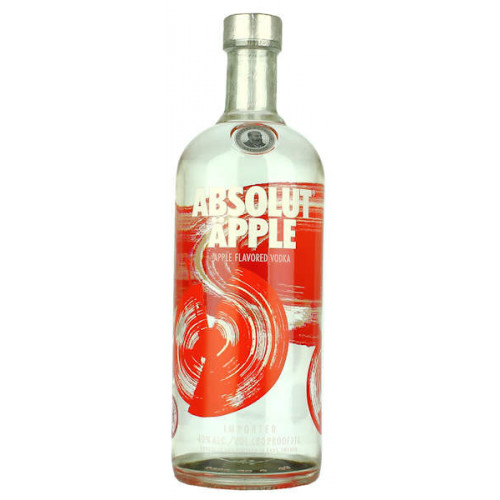 Absolut Apple Vodka 1 Litre