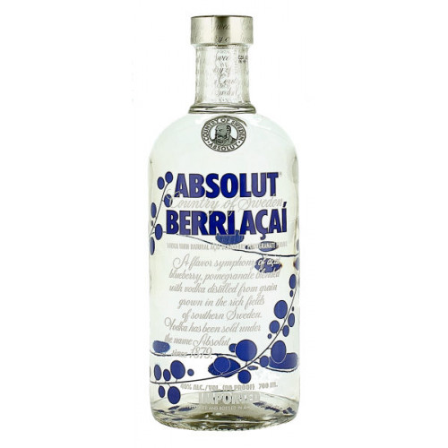 Absolut Berry Acai Vodka