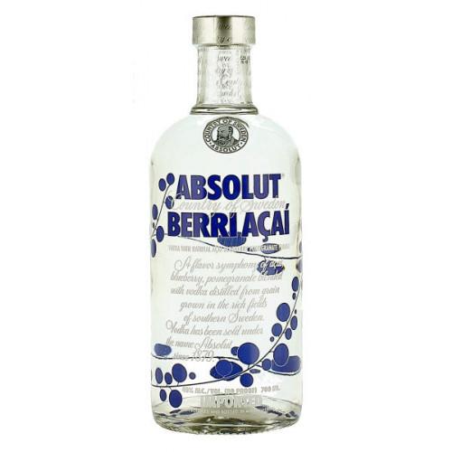 Absolut Berry Acai Vodka
